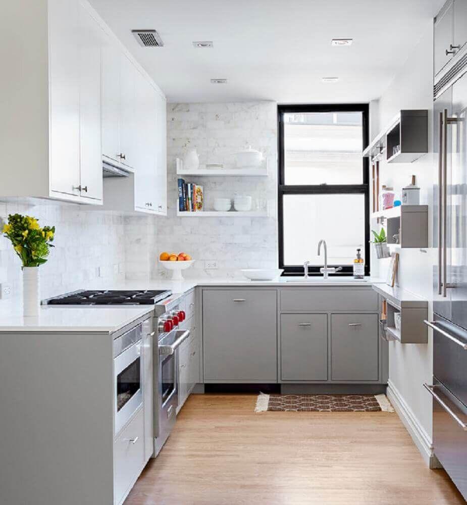 Cozinhas Modernas 60 Modelos 5 Dicas Para Transformar A Sua