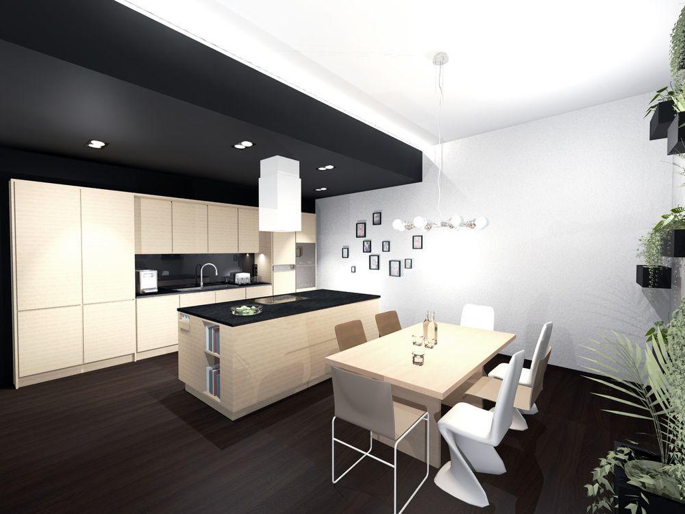 Znalezione obrazy dla zapytania abgehängte decke küche | kuchnia ...