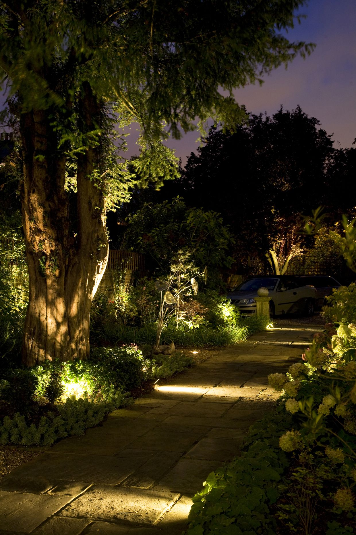 Garden Solar Light Ideas