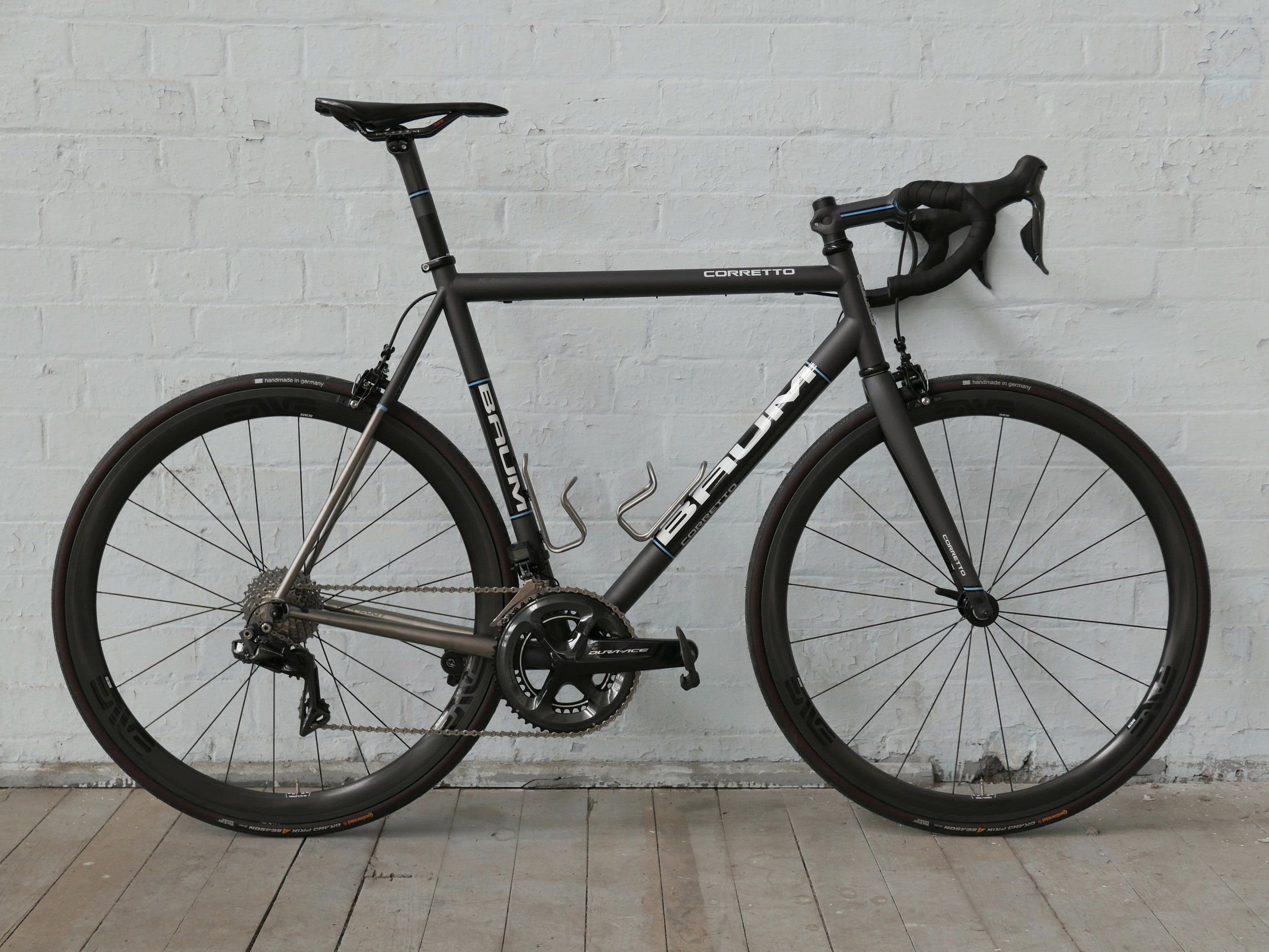 What it's like to buy a Baum Titanium bike, Bike la, Bike