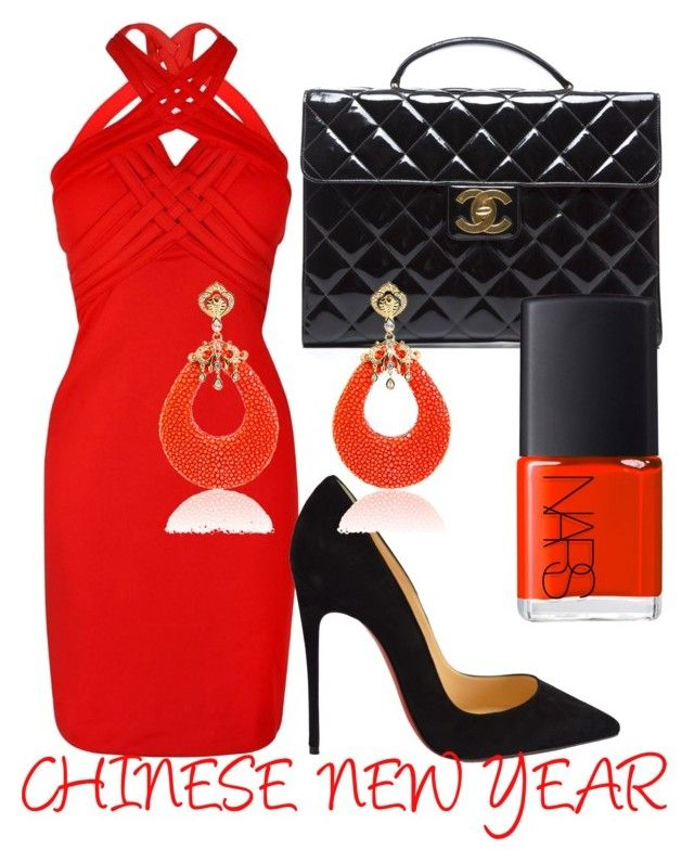 louboutin chinese red