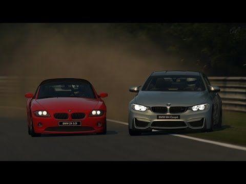 BMW M4 Coupé '13 Lega Schwarzwald Gara 3 Nurburgring Nordschleife - YouTube