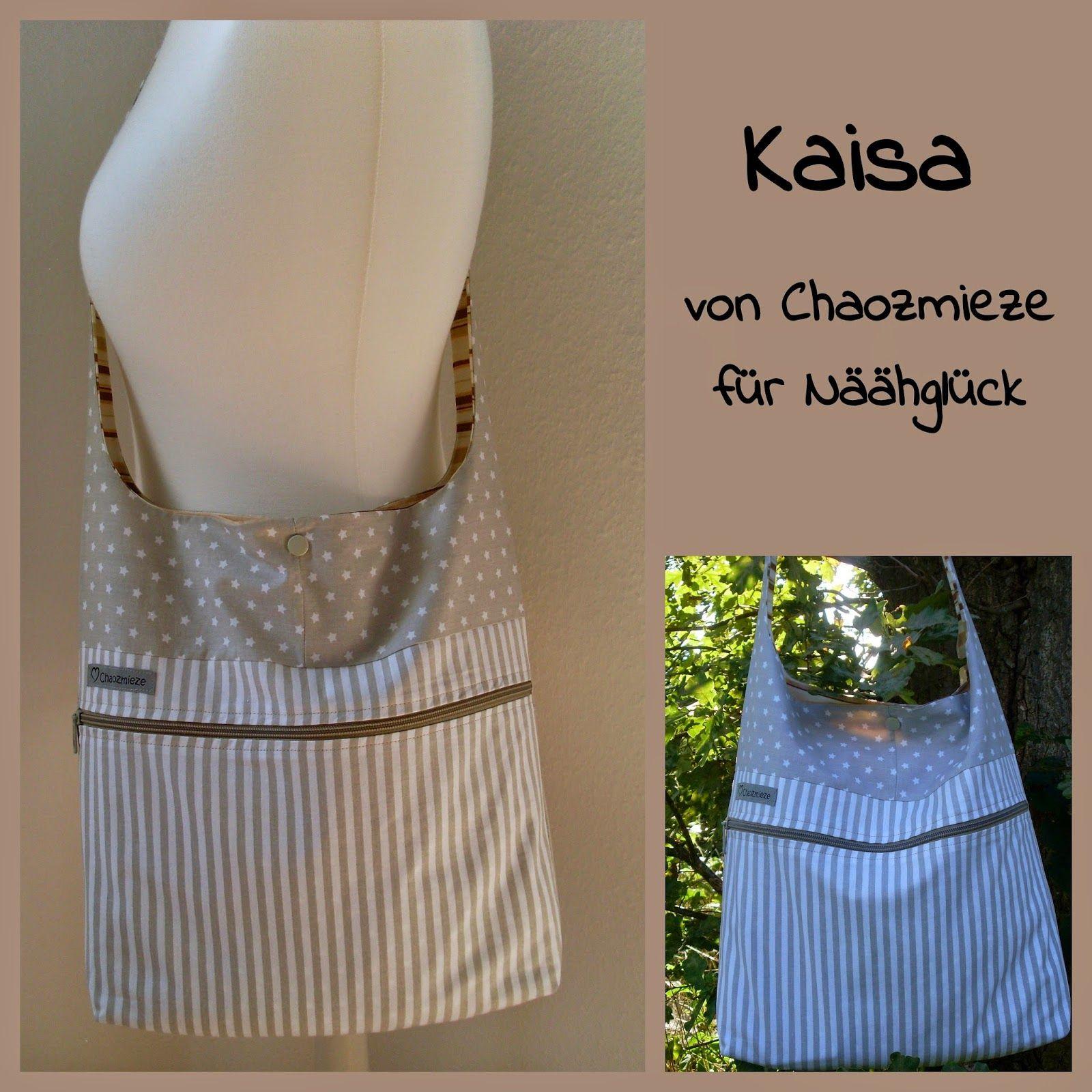 chaozmieze.blogspot.de | Nähen | Pinterest | Nähen, Taschen nähen ...