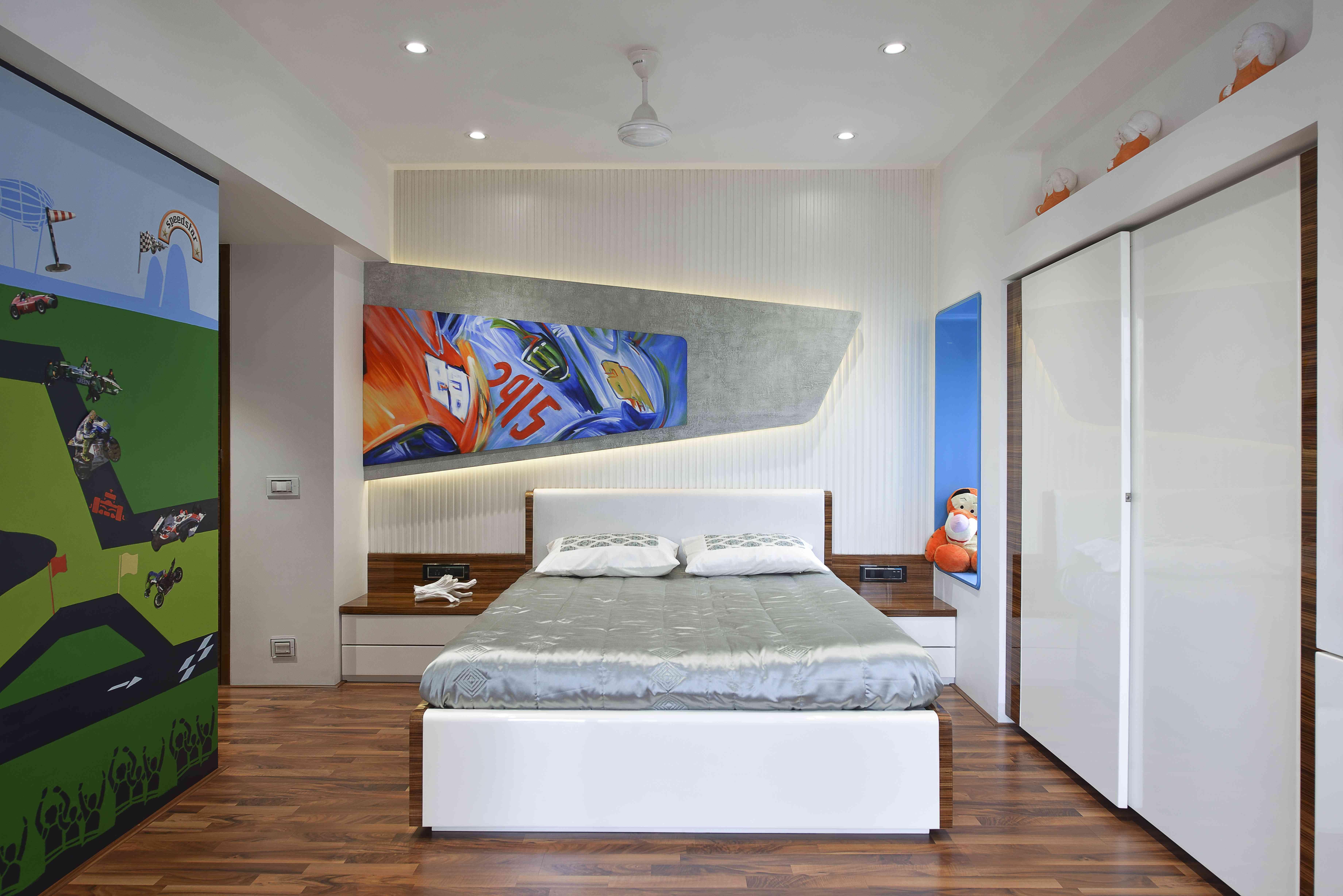 5 room hdb master bedroom design  Small bedroom design  Milind Pai  Beautiful Bedrooms  Pinterest