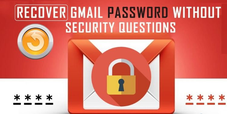 How to recover Gmail password without security question