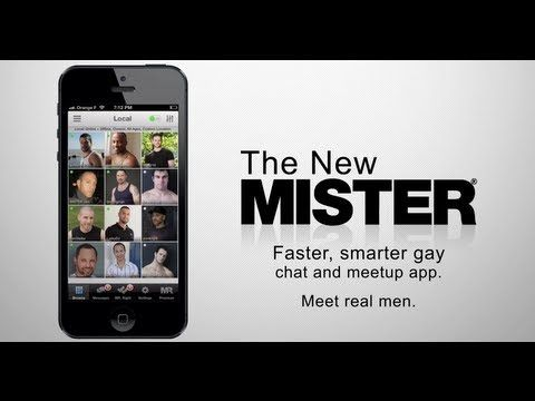 Gay dating apps för iPhone