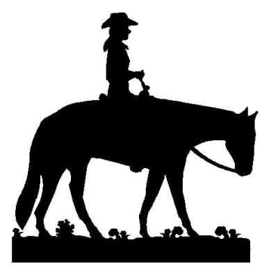 western horse clip art of western horse image at the horse rh pinterest co uk western trail horse clip art western horse clip art free