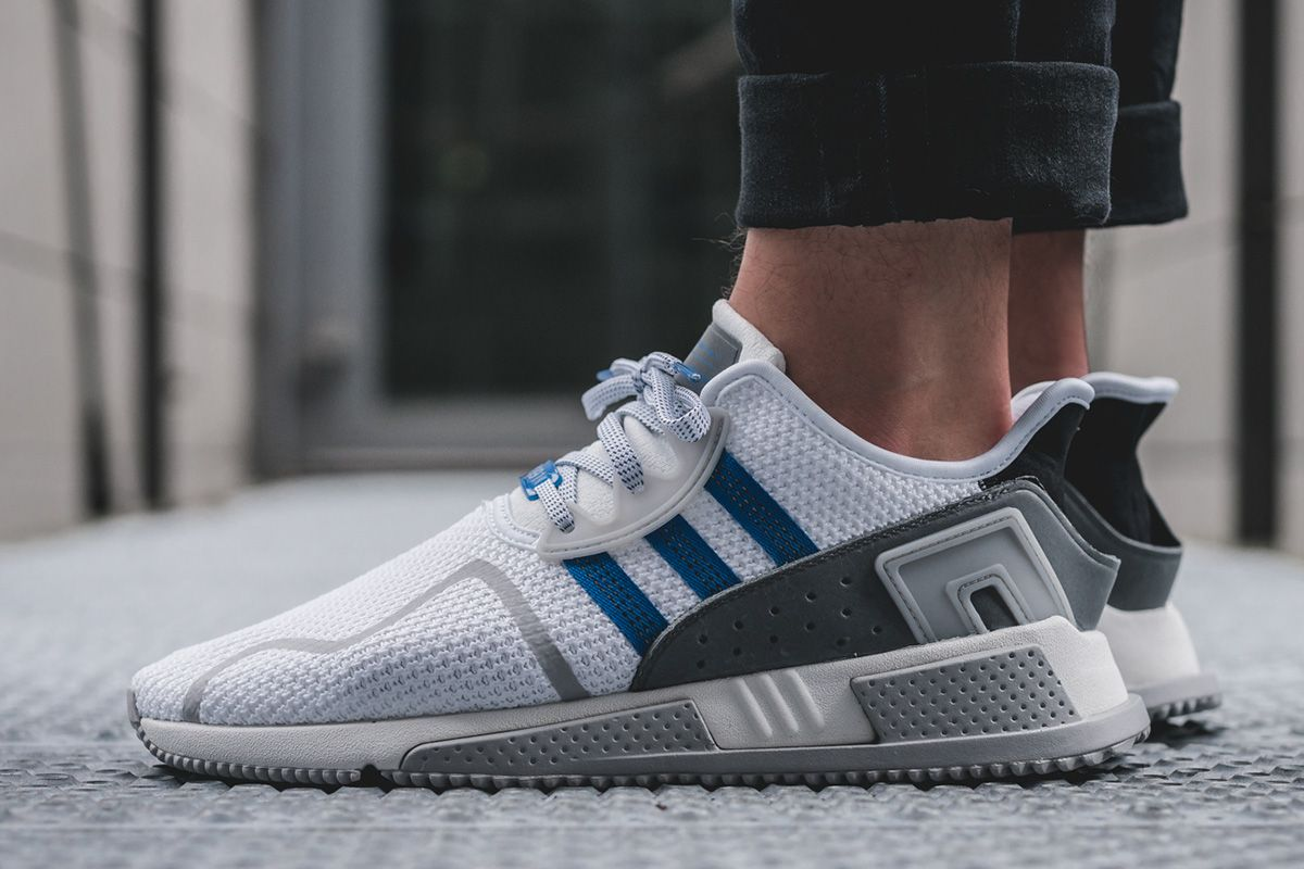 competitive price 05b11 95042 On-Foot adidas Originals EQT Cushion ADV 91-17 - EU Kicks Sneaker Magazine