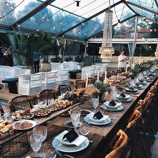 @marios_kitchen Dinner Party #Mar...Instagram Photo