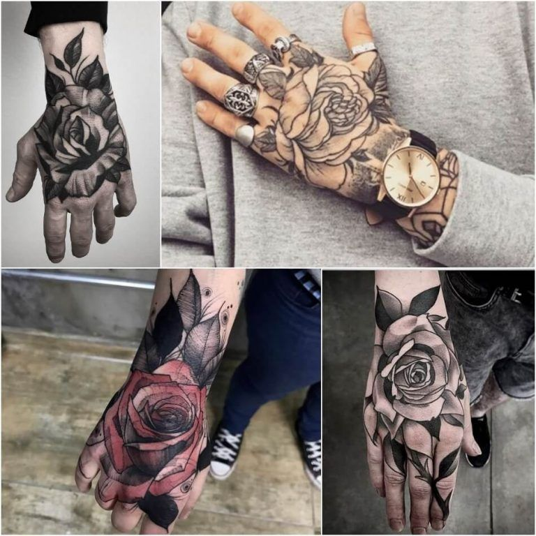 Best Hand Tattoo Ideas for Men Inked Guys Hand tattoos