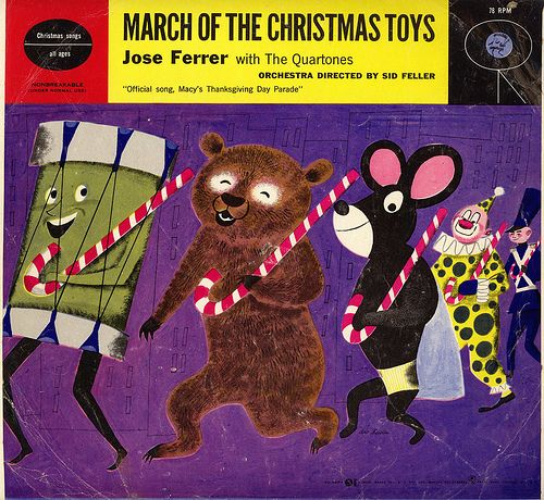 March of the Christmas Toys - Jose Ferrer