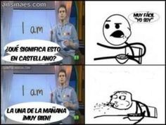 Memes Chistosos Clases De Ingles Funny Character Memes