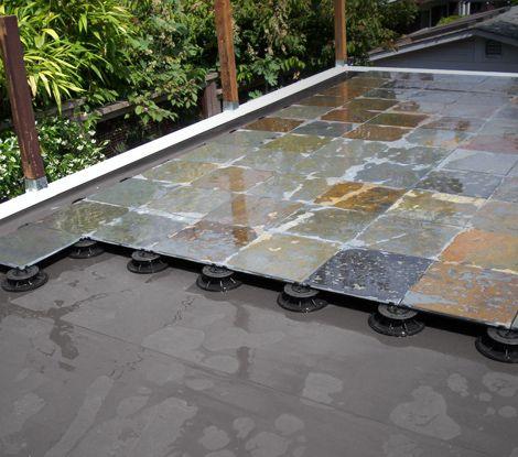 DURADEK Waterproof Vinyl Roof U0026 Walking Deck Membrane For Roof Decks,  Sundecks, Balconies, Patios And Verandas In All North American Climates