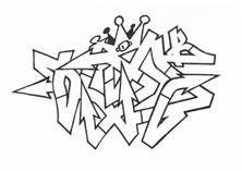 Graffiti Ausmalbuch Malen Wie Die Profis Graffiti Shop Berlin