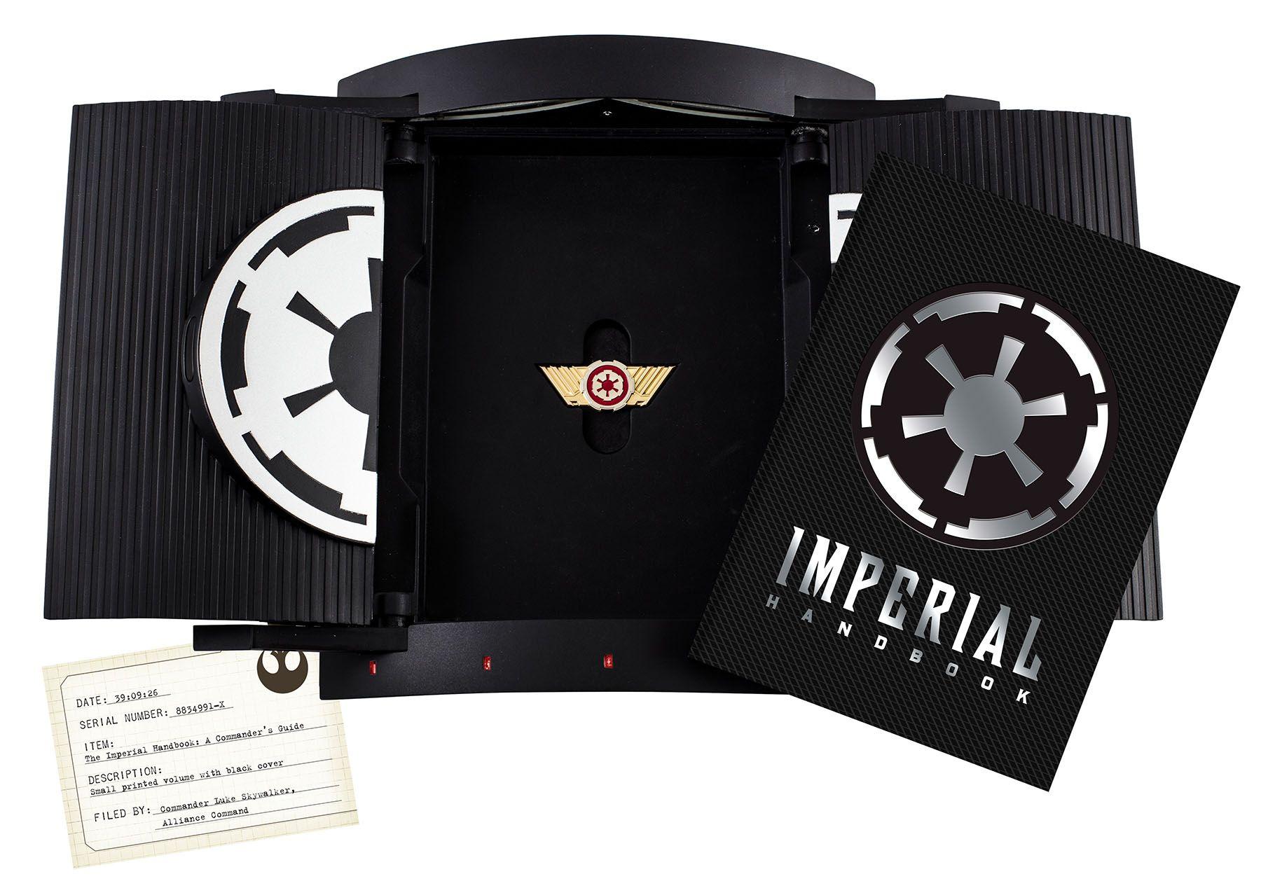 A look inside imperial handbook deluxe box set boxset