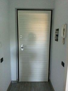 Porte Blindate Design Moderno Non Solo Serramenti Porte In