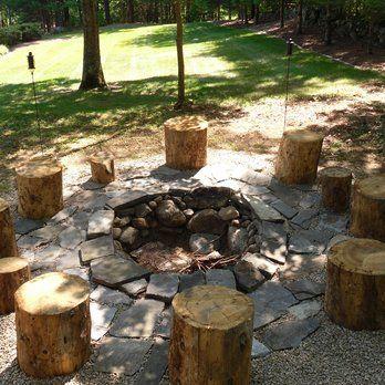 Rustic Firepit Ii Yelp Backyard Fire Outdoor Fire Pit Outdoor Fire