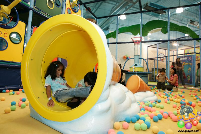 Do you want to custom theme your indoor playground design idea ...