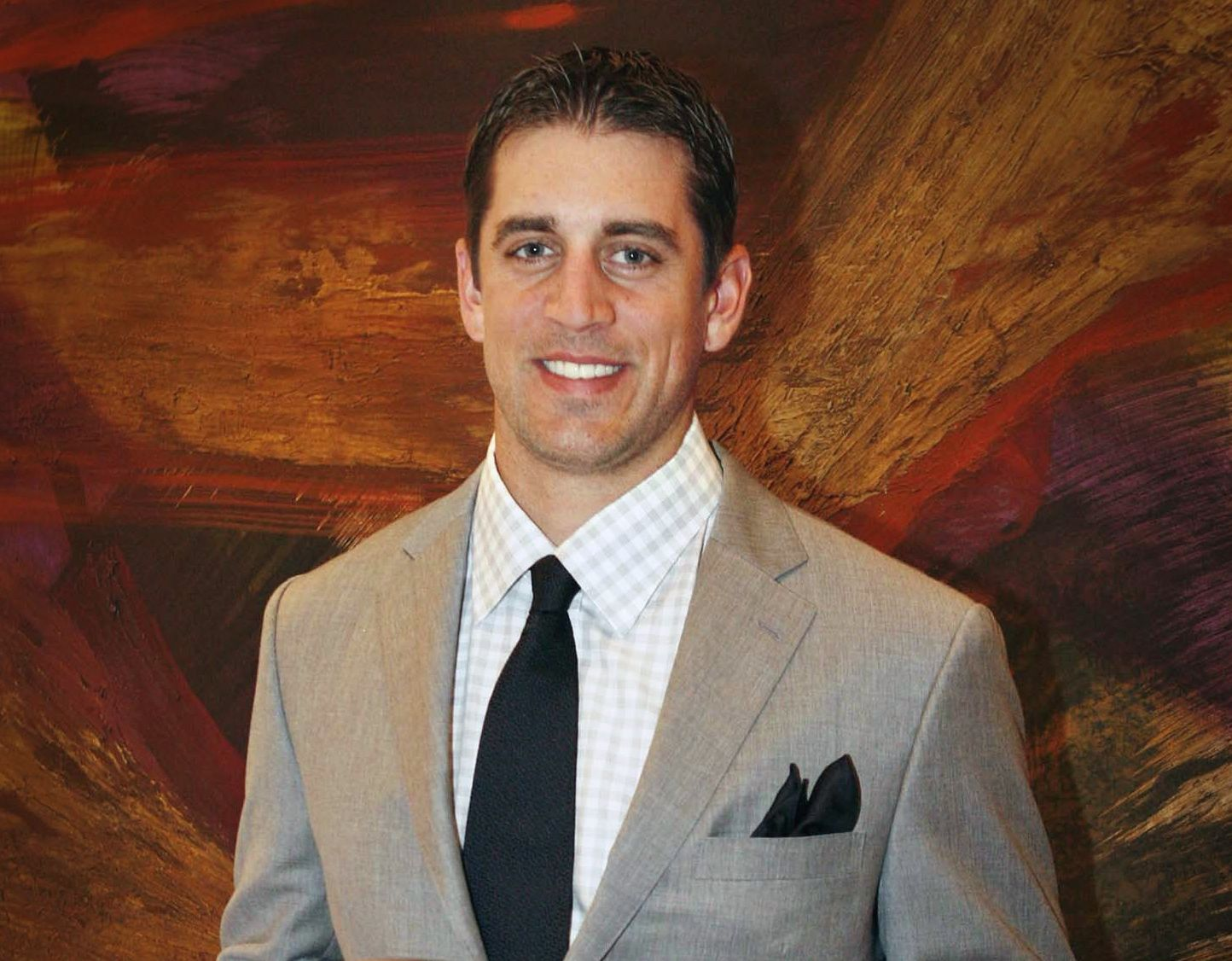 Aaron Rodgers But Only With Short Hair With Long Hair He Is Fug Aaron Rodgers Aaron Rogers Aaron