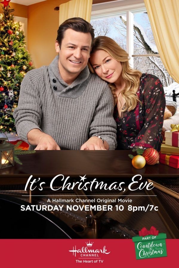 Watch It's Christmas, Eve on Hallmark Channel Countdown to