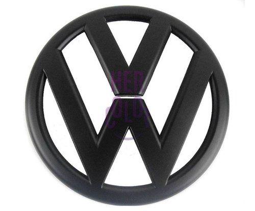 New Front Grill Emblem Badge Logo For VW Golf MK6 GTI R20 Matte