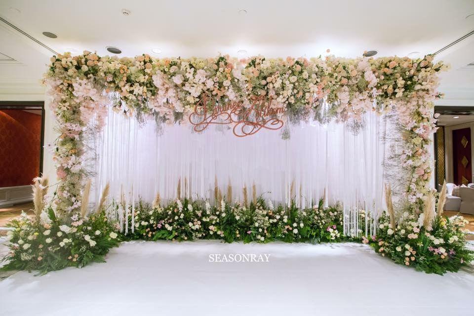 Innayatu wedding prop pinterest backdrops wedding and weddings wedding props junglespirit Image collections