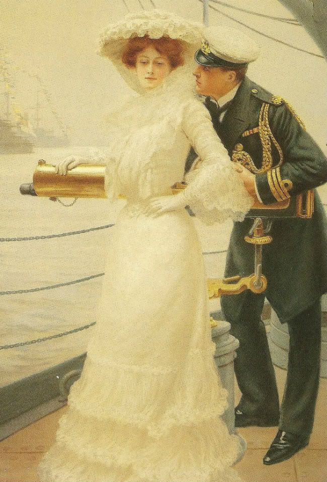 Image result for victorian couple