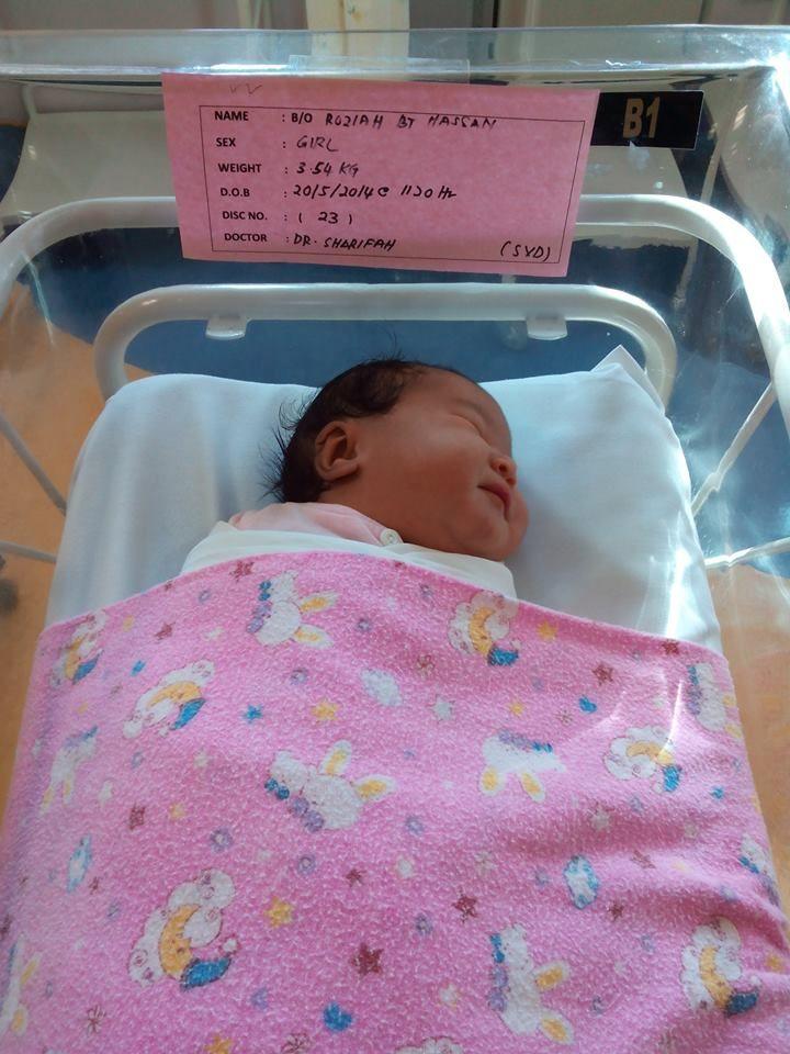 Baby Born At Kedah Medical Centre Baby Born Kedah Baby