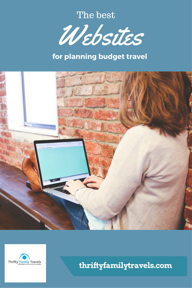 best websites for planning budget travel travel travelling tips