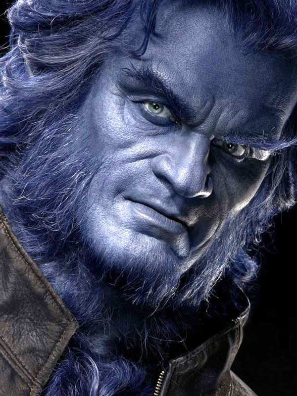 Kelsey Grammer As Dr Henry Hank Mccoy Beast In X Men The Last Stand X Men Man Beast Beast Xmen