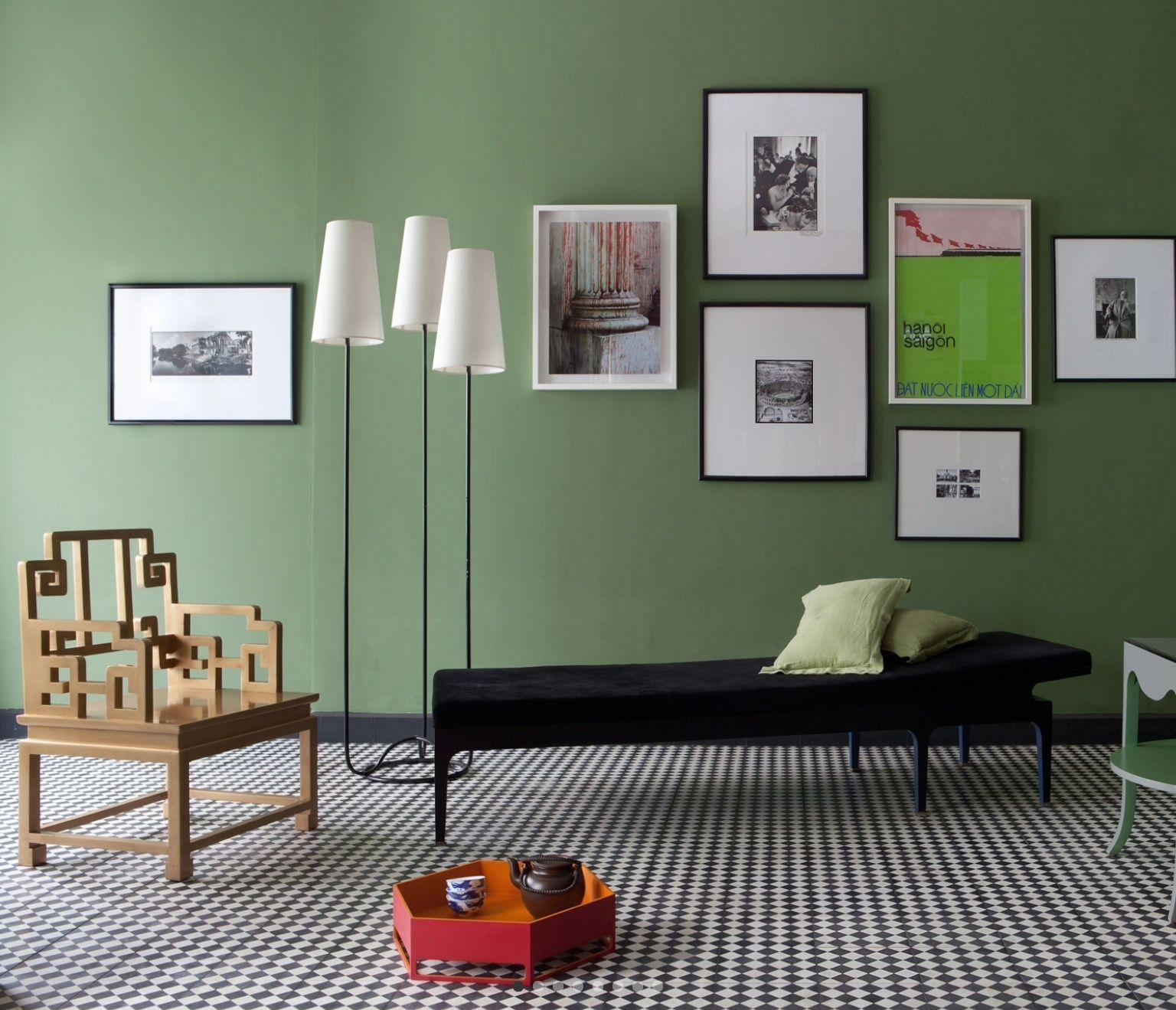 green with envy bruno de caumont 39 s 39 la villa verte 39 lounge pinterest envy villas and. Black Bedroom Furniture Sets. Home Design Ideas