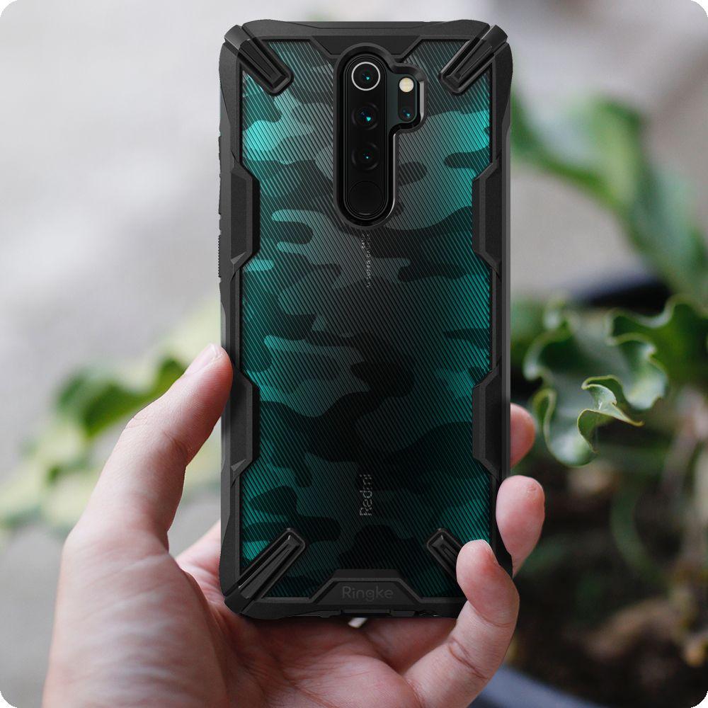 Xiaomi Redmi Note 8 Pro Fusion X Camo Black Wallet Phone Case Iphone Minimalist Phone Cases Black Phone Case