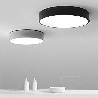GroB Moderne Minimalistische LED Deckenleuchten Runden Das Schlafzimmer  Wohnzimmerlampe Kreative Persönlichkeit Den Restaurant Balkon Nordic Light