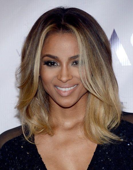 Ciara Cute Hairstyle  #HairInspiration #blackhair #blackbeauties