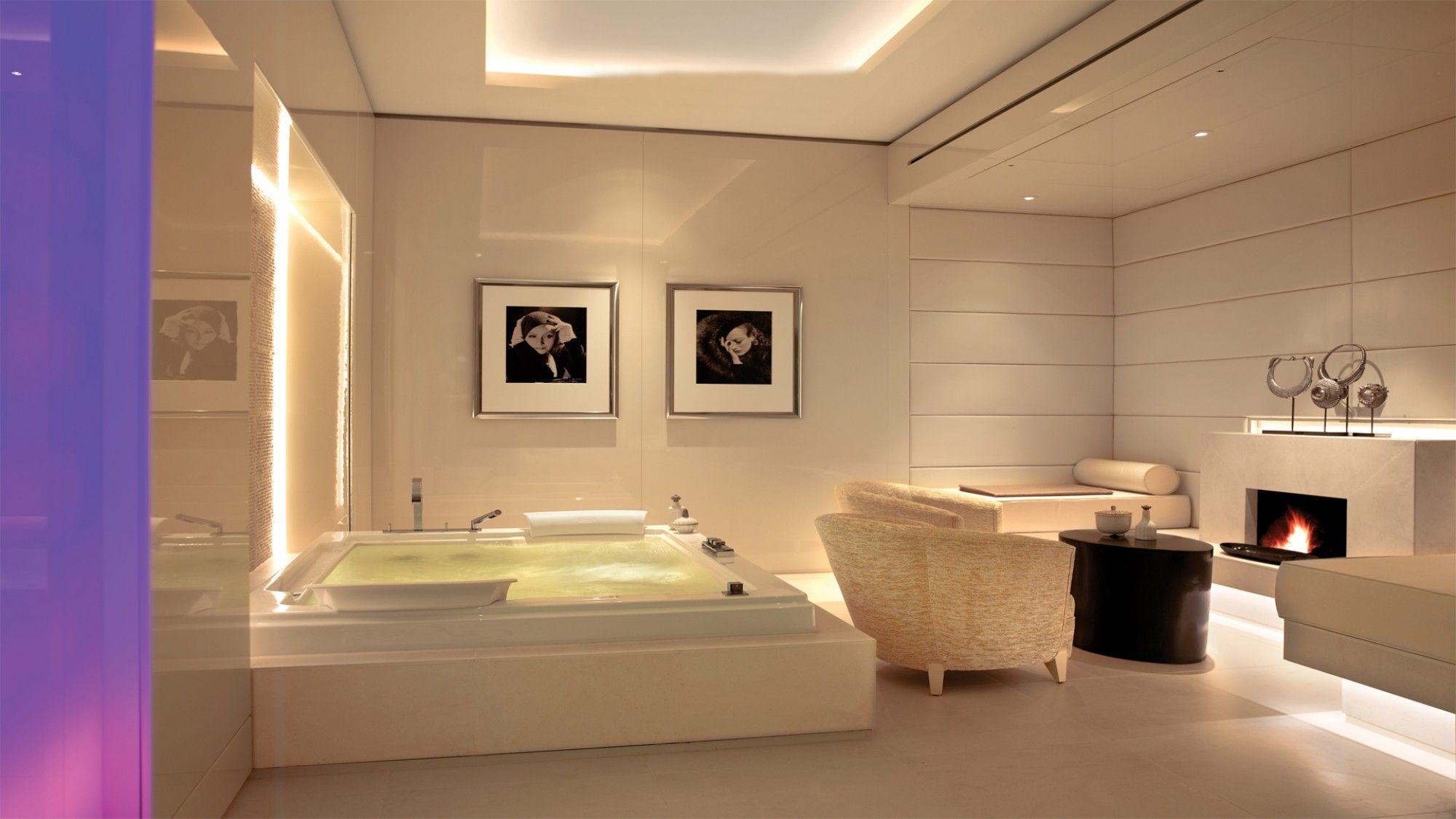 Adlon Spa By Resense Hoteleinrichtung Hotels Spa