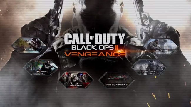 Call of Duty: Black Ops 2 Vengeance Map Pack Now Available