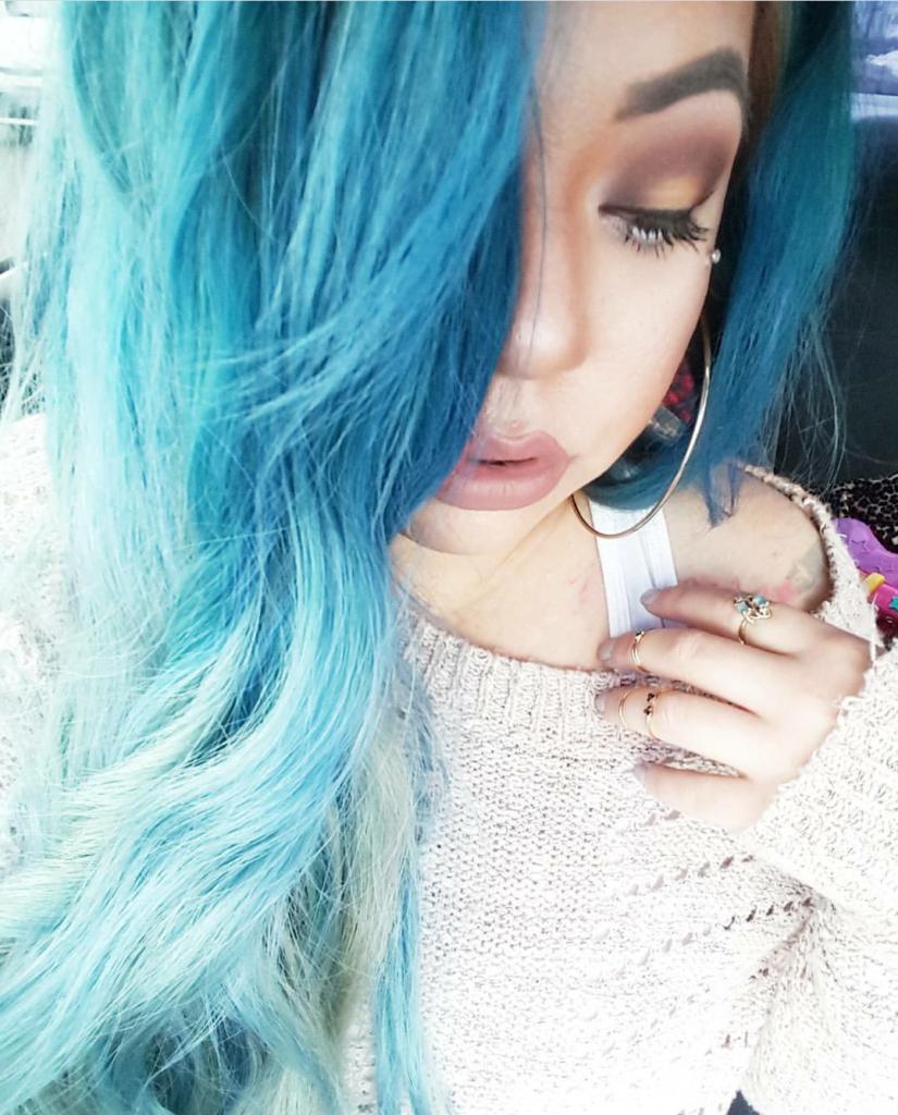 The Best Hair Color Brands Blue Hair Jordan Anastasia Blog