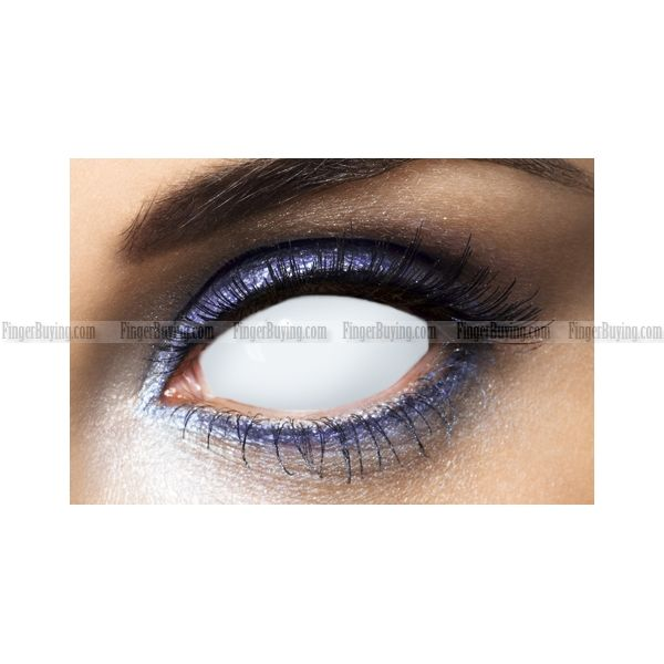 Pin On Scary Black Contacts