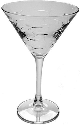 School Of Fish Martini Gles S 4 Cup Drink Nautical Tropical Kitchen Decor New Ebay