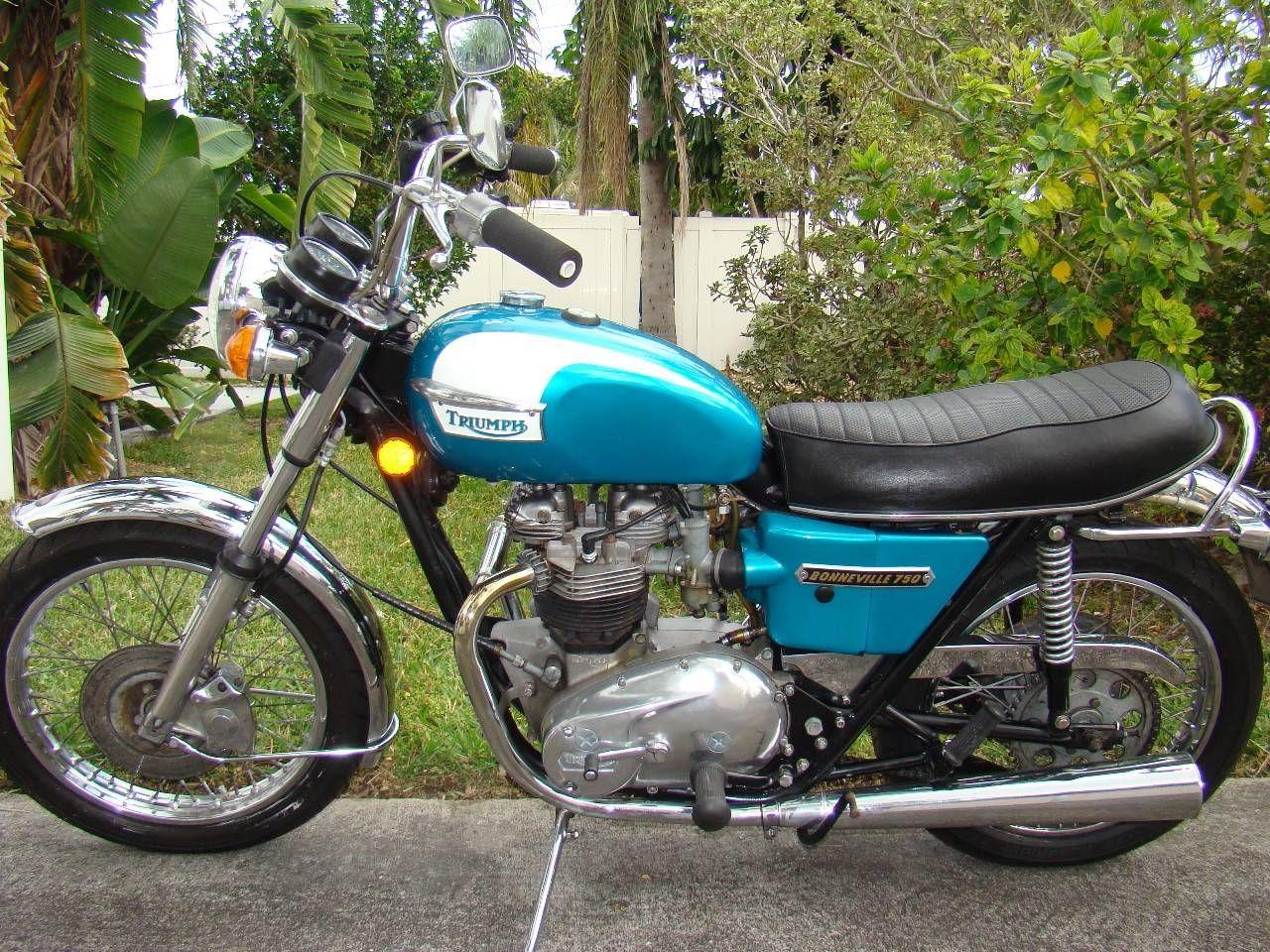 1977 Triumph Bonneville T140 For Sale Via Rocker Co Brat Bike Classic Motorcycles Cool Motorcycles [ 960 x 1280 Pixel ]