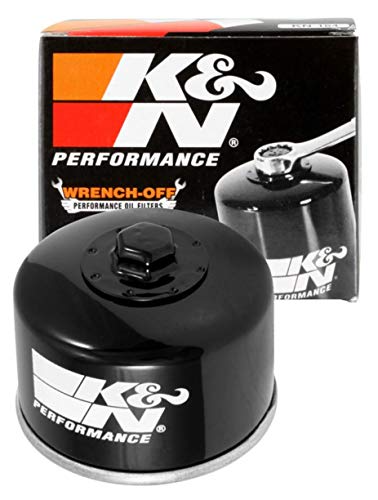 K N Motorcycle Oil Filter High Performance Premium Designed For Use With Artificial Or Typical Oils Matches Choose Yamaha Kymco A Oil Filter Filters K N