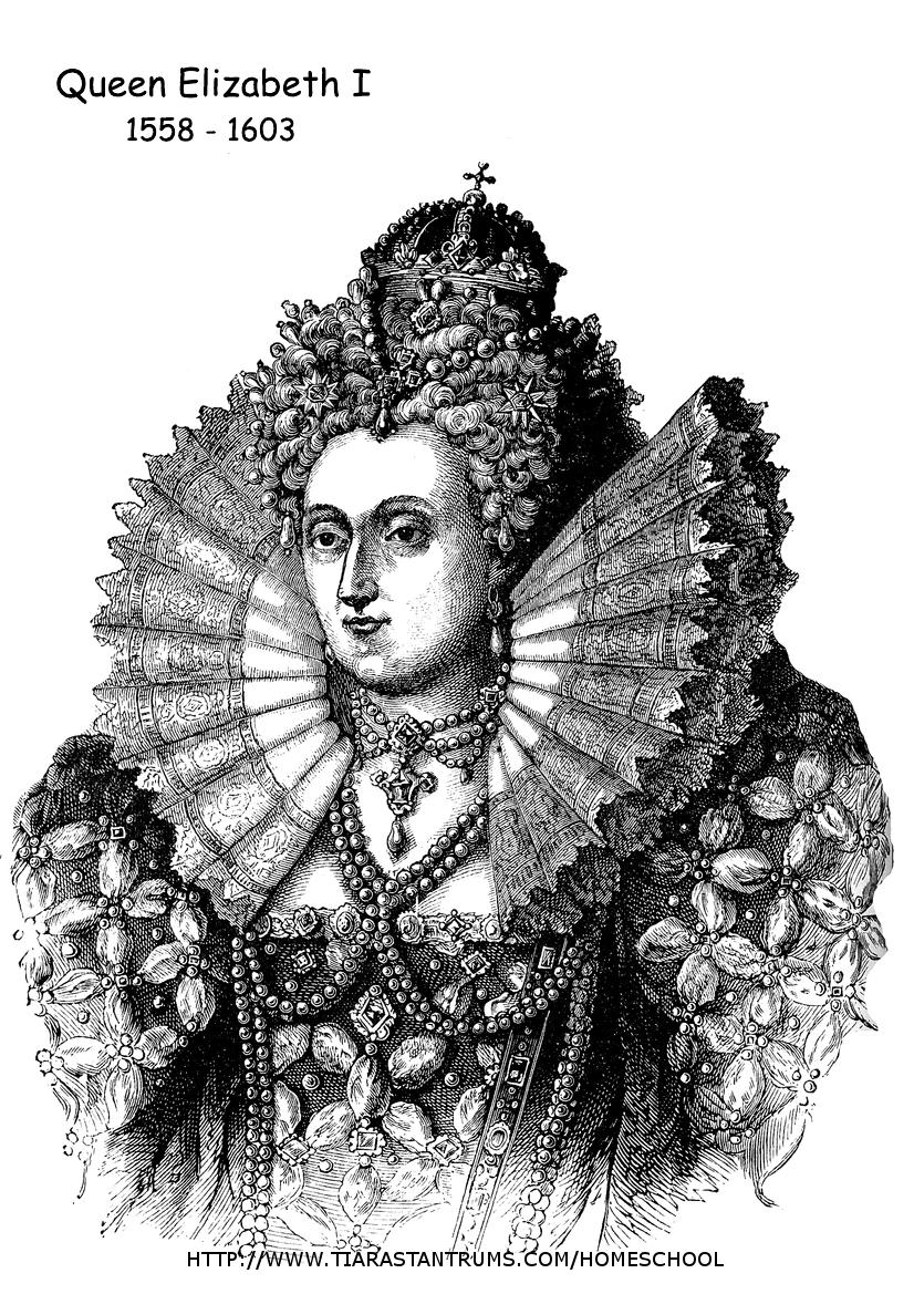 Elizabeth I 1558 1603 Omnibus Elizabeth I The Tudor Family Catherine Of Aragon