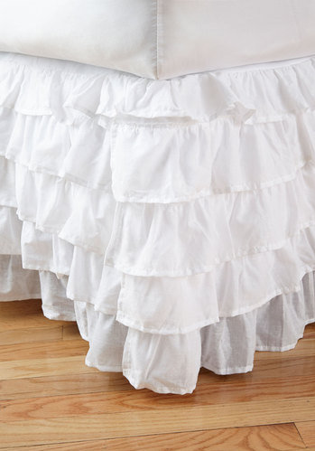 #ModCloth                 #Skirt                    #Sleeping #Beautiful #Skirt #Full #Retro #Vintage #Decor #Accessories #ModCloth.com                     Sleeping Beautiful Bed Skirt in Full | Mod Retro Vintage Decor Accessories | ModCloth.com                                         http://www.seapai.com/product.aspx?PID=934029