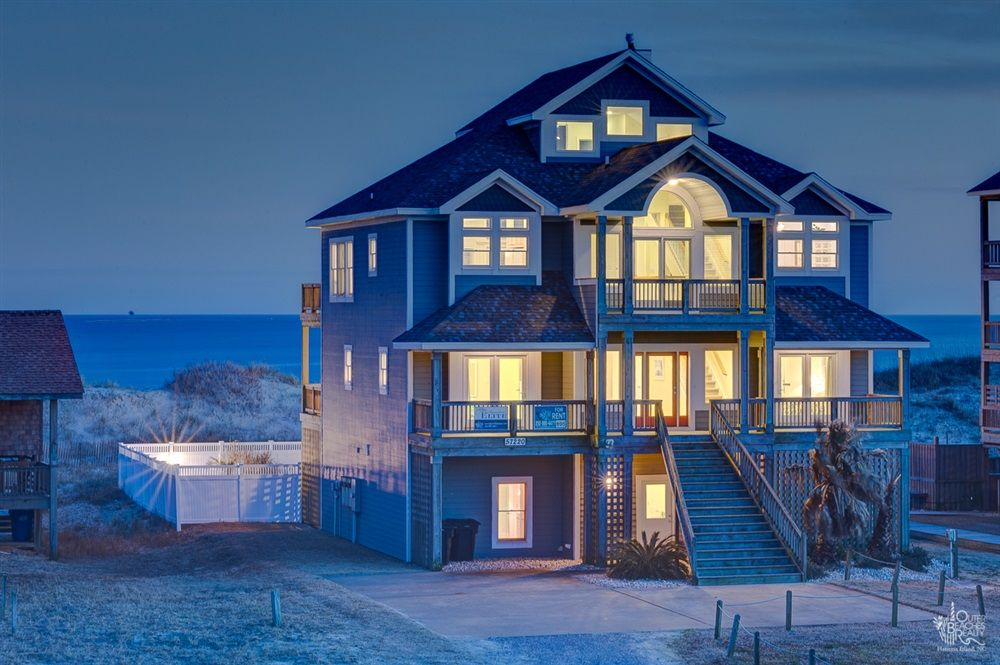 Obx Vacation Rentals On Hatteras Island Nc Outer Banks Rentals Outer Banks Vacation Rentals Outer Banks Vacation