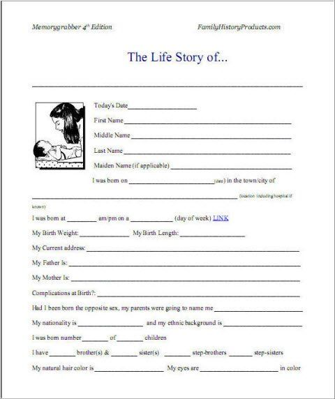 Sample Autobiography And Example Of Autobiography Activities To Do