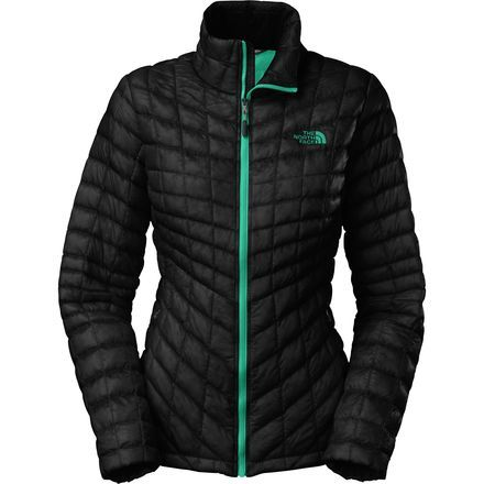 Women's Tnf Thermoball North Face Jacket The Black Insulated pSUMGqVz