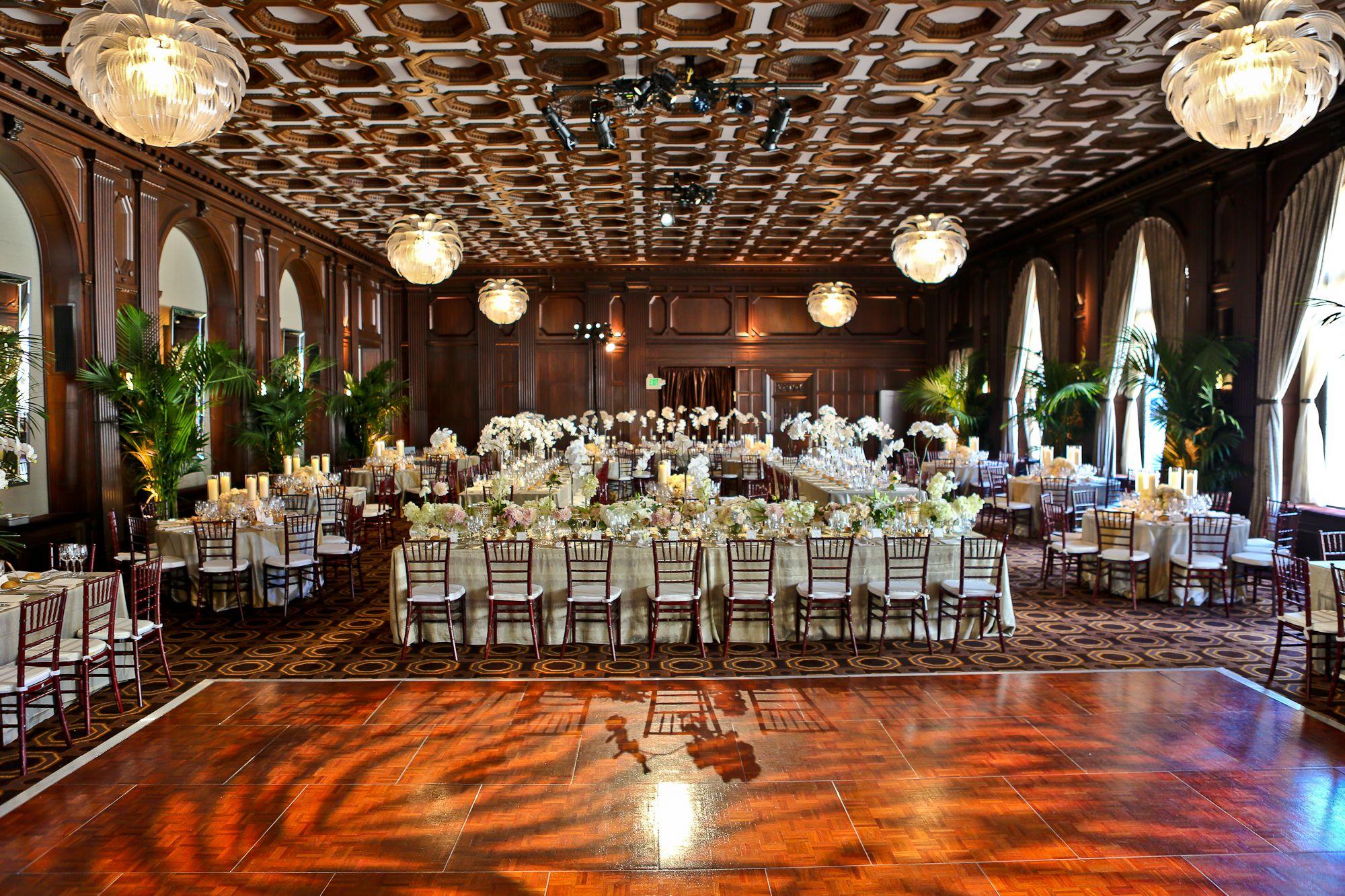 Hindu wedding decoration ideas  Kerri u Jasonus ceremony lighting and décor design began with a