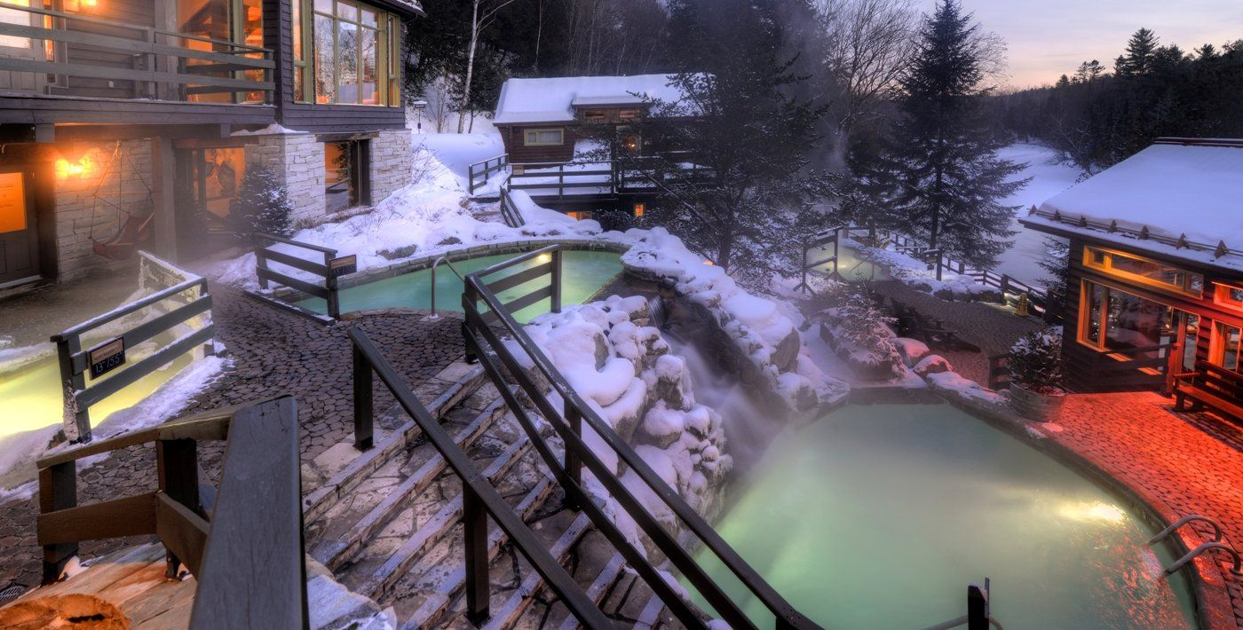 Scandinave Spa Mont Tremblant Your Day Resort Spa Mont Tremblant Resort Spa Resort