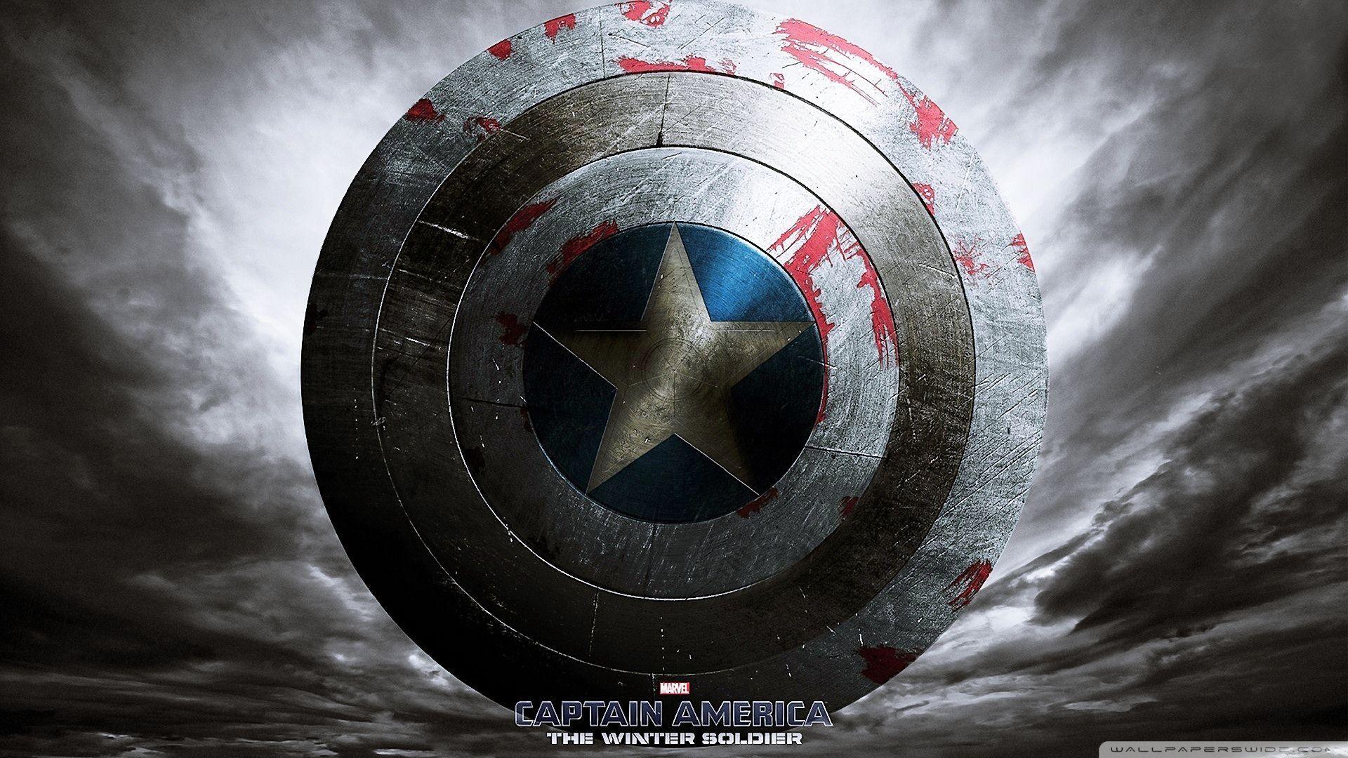 Captain America The Winter Soldier Shield Wallpaper Hd Desktop Captain America Shield Wallpaper Shield Wallpaper Captain America Winter Soldier