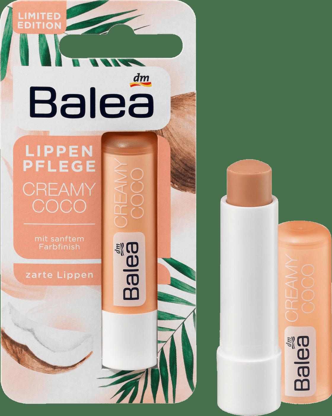 balea lippenpflege creamy coco, 4,8 g dauerhaft günstig